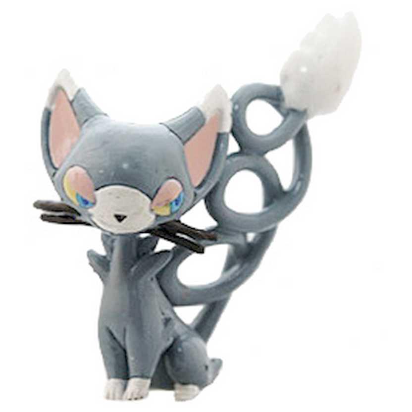 Pokemon Glameow MC-148 Tomy / Takara (aberto) Raridade