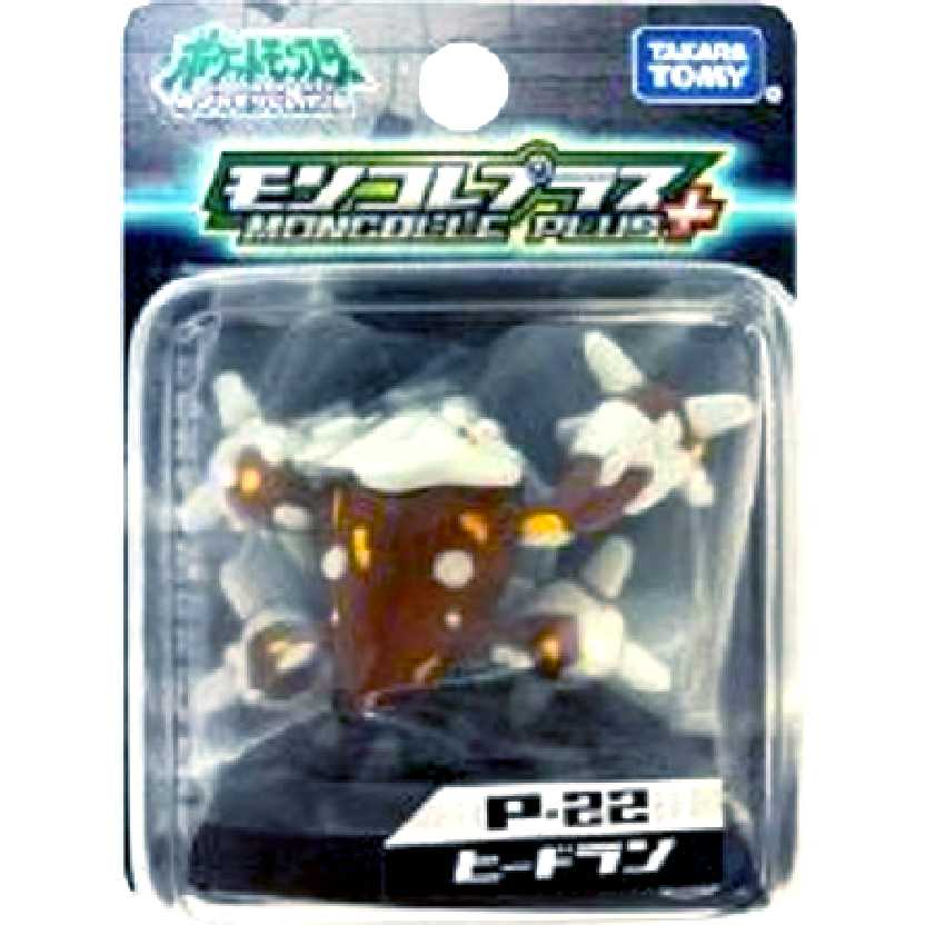 Pokemon Heatran P-22 Monster Collection Takara / Tomy Moncolle Plus Figure