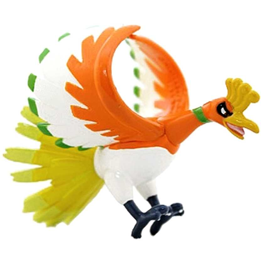 Pokemon Ho-oh MC-046 (A) Monster Collection Takara / Tomy Figure (aberto)
