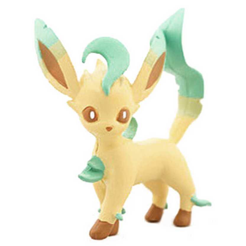 Pokemon Leafeon MC-060 Tomy / Nintendo (aberto) Raridade