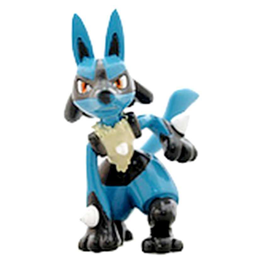 Pokemon Lucario MC-122 Monster Collection Takara / Tomy (aberto)