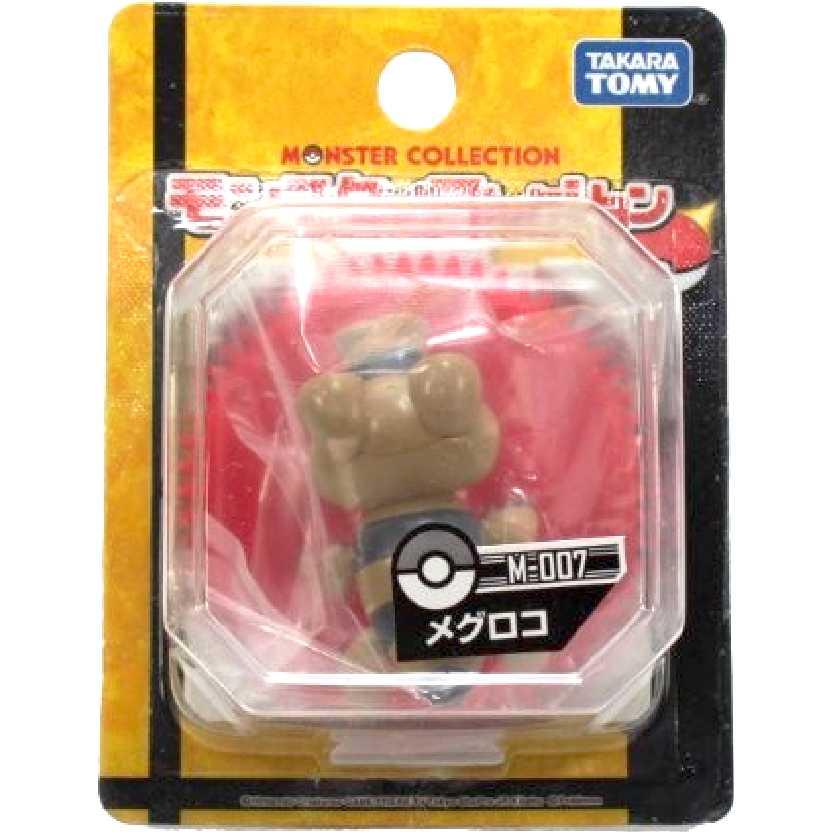 Pokemon M-007 Sandile / Meguroko Monster Collection Takara / Tomy