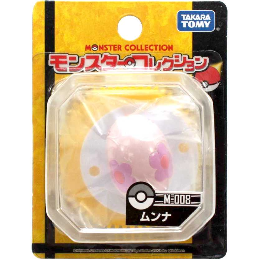 Pokemon M-008 Munna Monster Collection Takara / Tomy