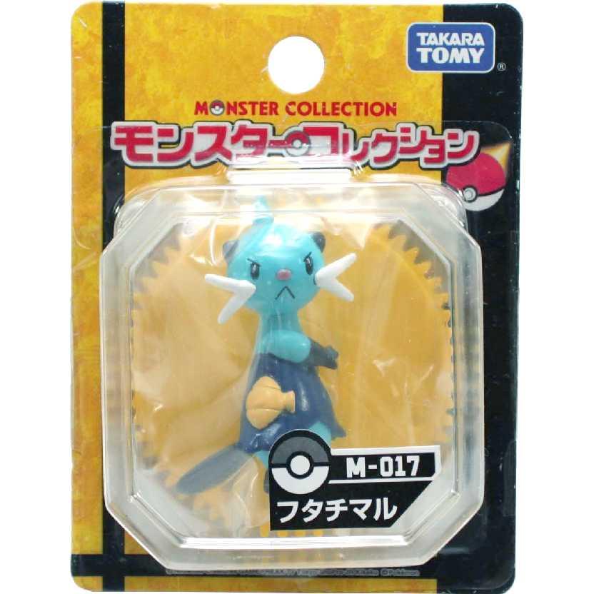 Pokemon M-017 Dewott / Futachimaru Monster Collection Takara / Tomy