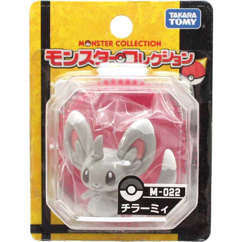 Pokemon M-022 Chillarmy / Minccino Monster Collection Takara / Tomy