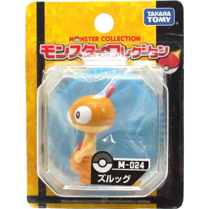 Pokemon M-024 Scraggy / Zuruggu Monster Collection Takara / Tomy