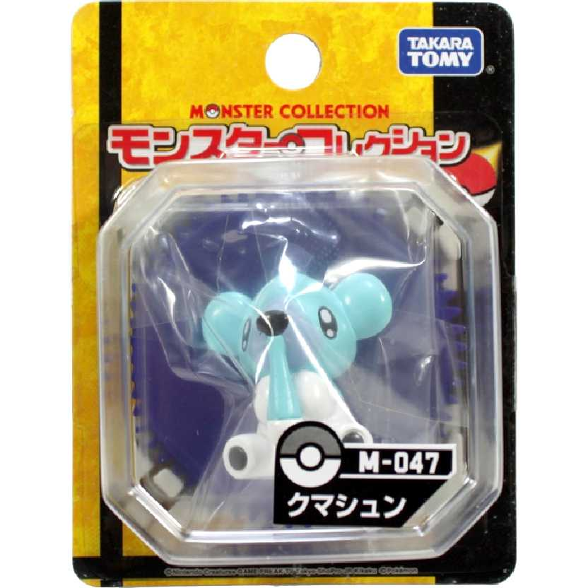 Pokemon M-047 Kumasyun / Cubchoo Monster Collection Takara / Tomy