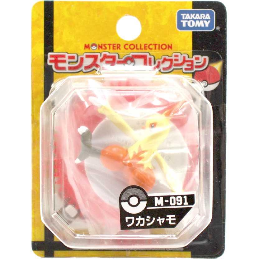 Pokemon M-091 Combusken / Wakasyamo Monster Collection Takara / Tomy