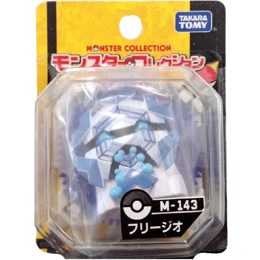 Pokemon M-143 Cryogonal Monster Collection Takara / Tomy