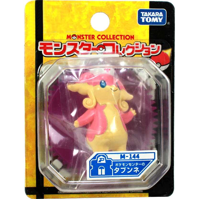Pokemon M-144 Audino / Tabunne Monster Collection Takara / Tomy