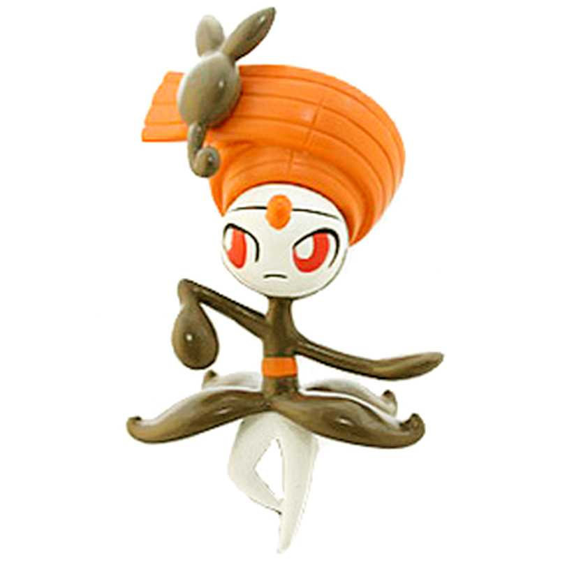 Pokemon M-147 Meloetta Pirouette Forme Monster Collection Takara / Tomy (aberto)