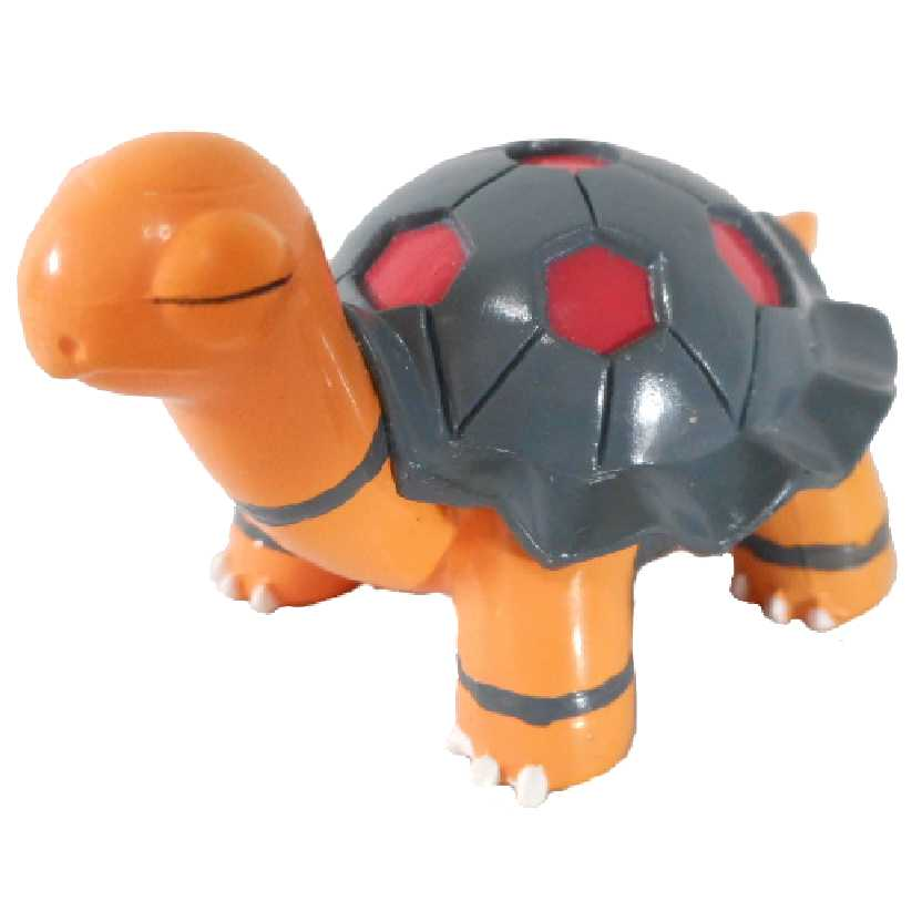 Pokemon MC-108 Torkoal Monster Collection Takara / Tomy (aberto) raridade