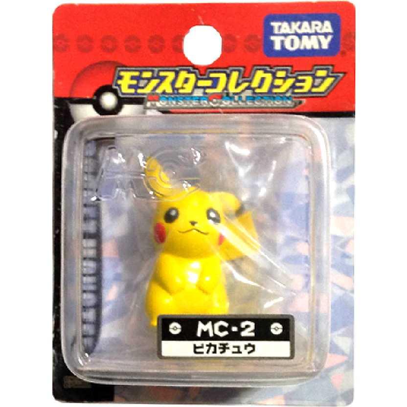 Pokemon MC-2 Pikashu Monster Collection Takara / Tomy