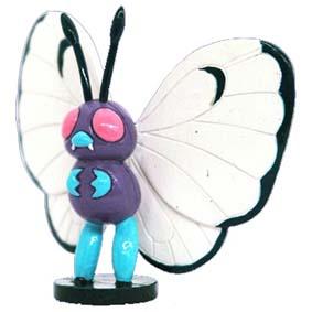 Pokemon Monster : 012 Butterfree (Tomy)