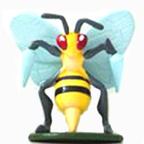 Pokemon Monster : 015 Beedrill (Tomy)