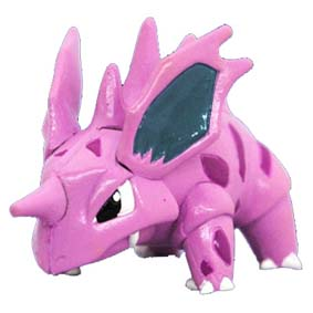 Pokemon Monster : 033 Nidorino (Tomy)