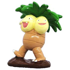Pokemon Monster : 103 Exeggutor (Tomy)