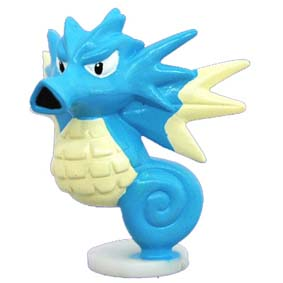 Pokemon Monster : 117 Seadra (Tomy)