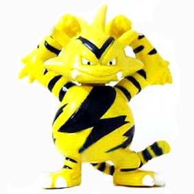 Pokemon Monster : 125 Electabuzz (Tomy)