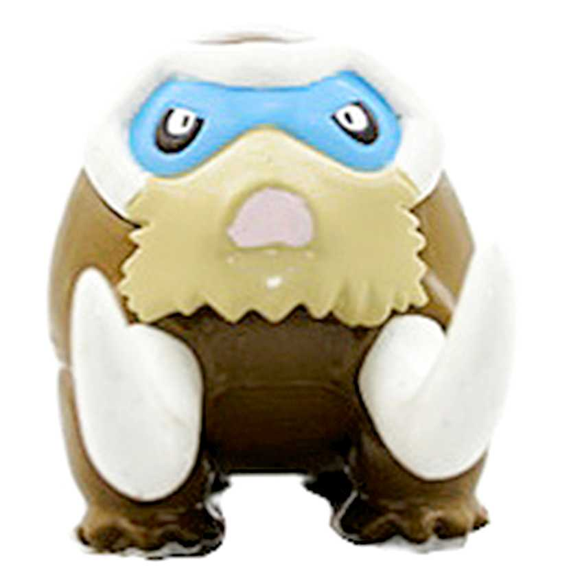 Pokemon Monster Collection MC-135 Mamoswine Takara / Tomy figure RARO (aberto)