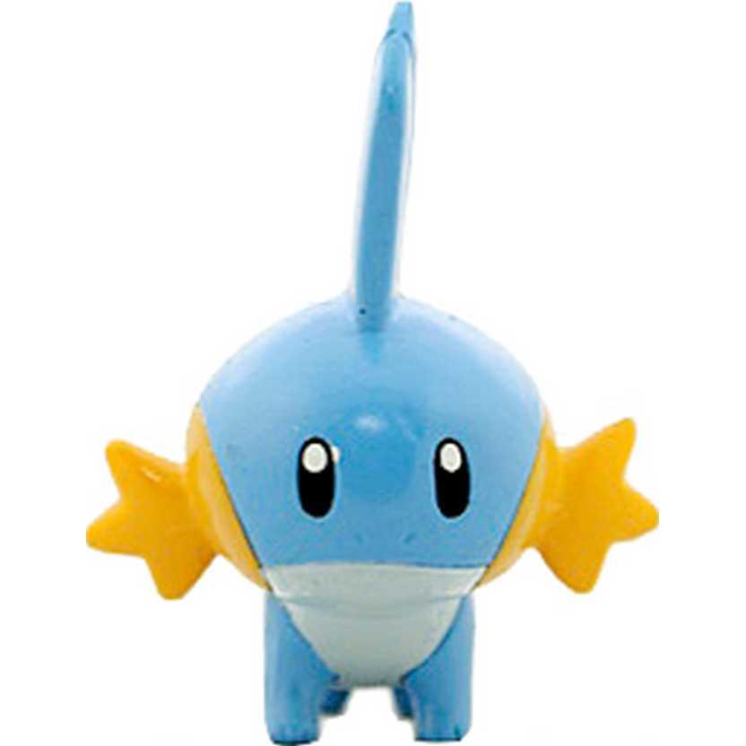 Pokemon Mudkip / Mizugorou MC-058 Monster Collection Takara / Tomy (aberto)