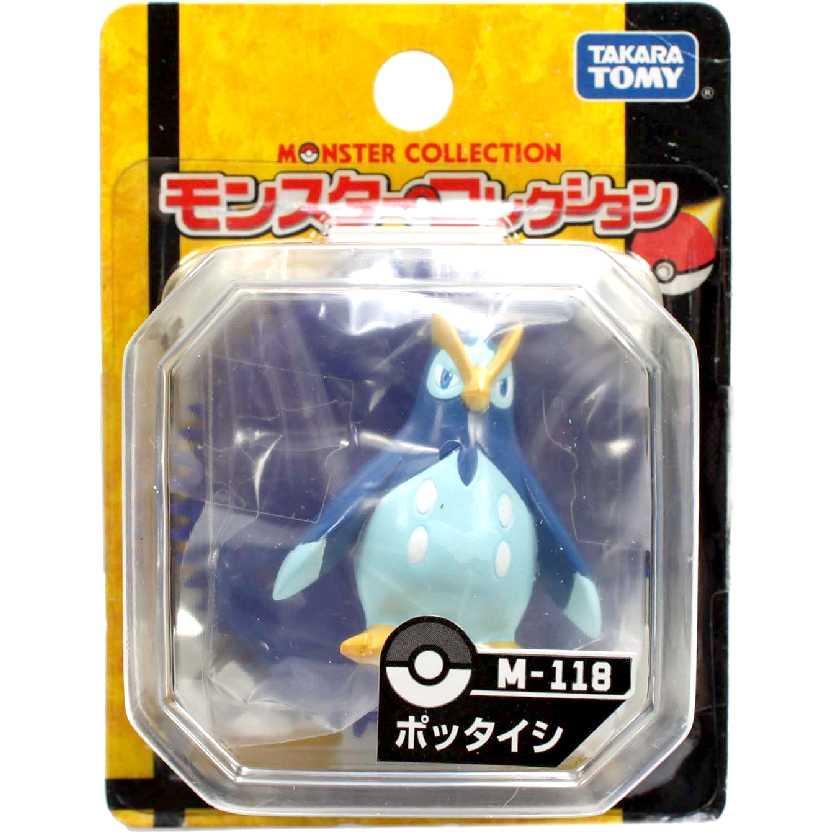 Pokemon Prinplup / Pottaishi M-118 Monster Collection Takara / Tomy
