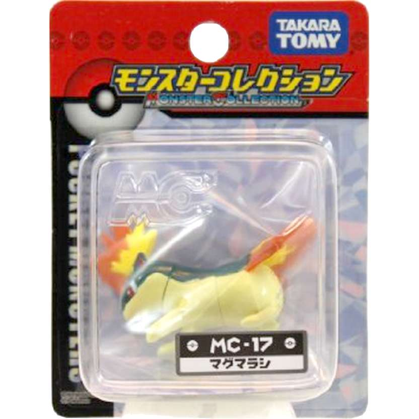 Pokemon Quilava / Magmarashi MC-017 Monster Collection Takara / Tomy
