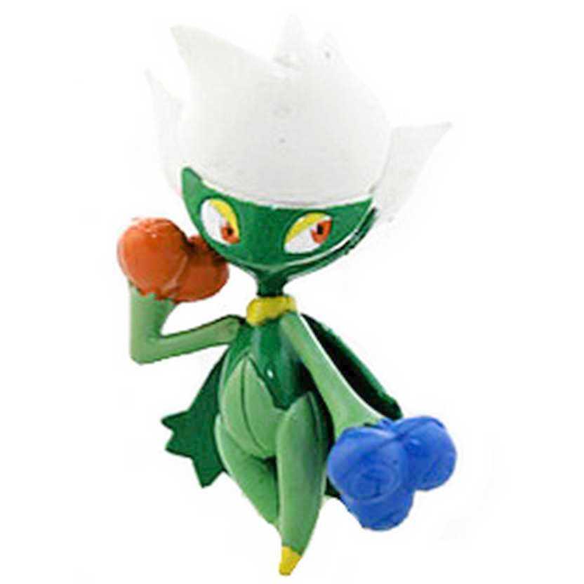 Pokemon Roserade MC-091 Monster Collection Takara / Tomy (aberto)