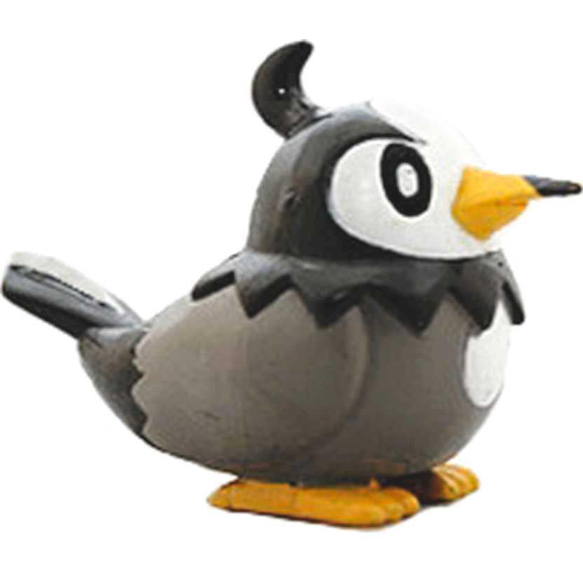 Pokemon Starly MC-141 Monster Collection Takara / Tomy (aberto) Raridade