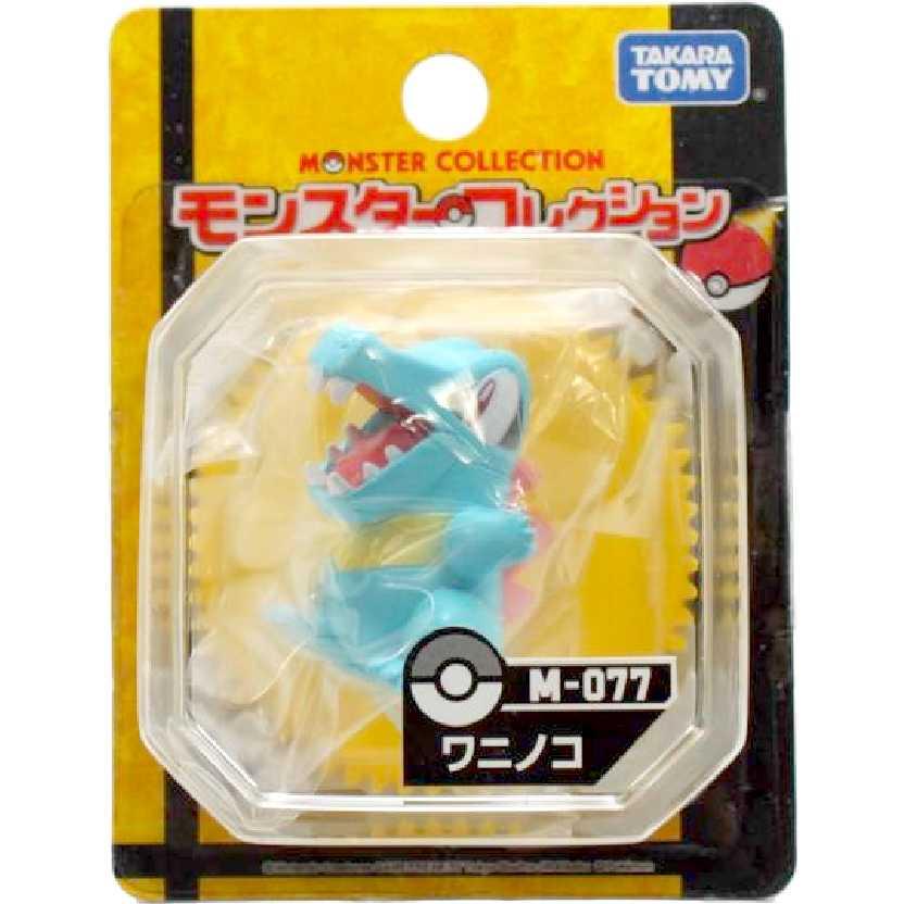 Pokemon Totodile Altenative Pose M-077 Monster Collection Takara / Tomy
