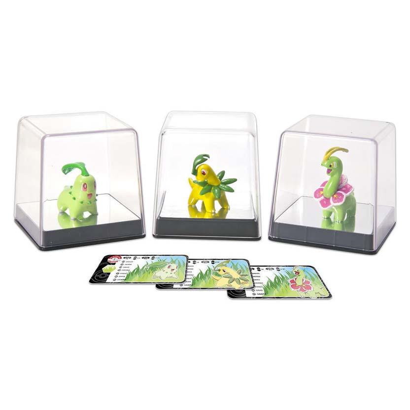 Pokemon Trainers Choice 3 Pack - Chikorita / Bayleef / Meganium