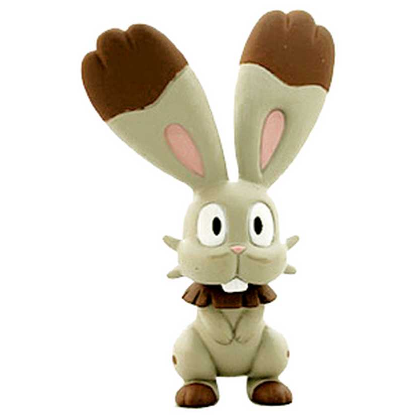 Pokemon X and Y MC-012 Bunnelby Monster Collection Takara / Tomy (aberto)