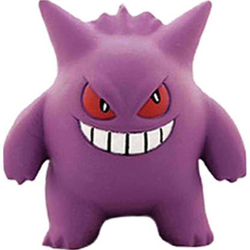 Pokemon XY Monster Gengar Tomy / Nintendo (aberto) Raridade
