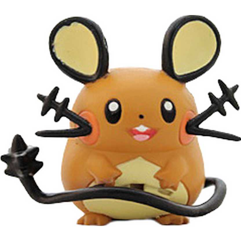 Pokemon XY Monster MC-011 Dedenne Tomy / Takara (aberto)