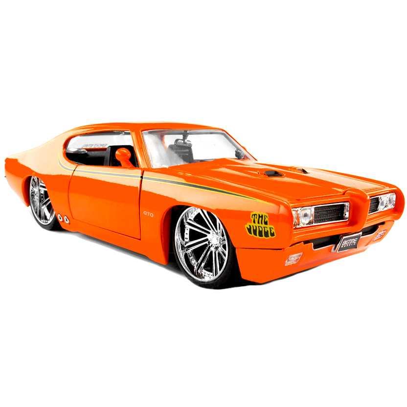 Pontiac GTO Judge (1969) marca Jada Toys escala 1/24