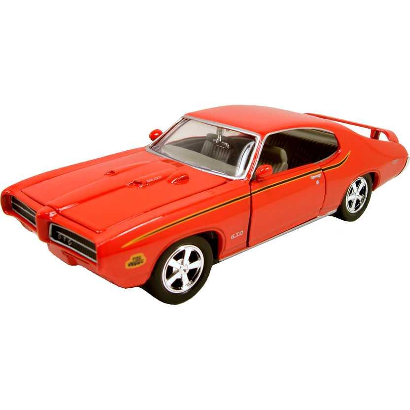 Pontiac GTO Judge (1969) miniaturas MotorMax escala 1/24