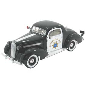Pontiac Police (1936)