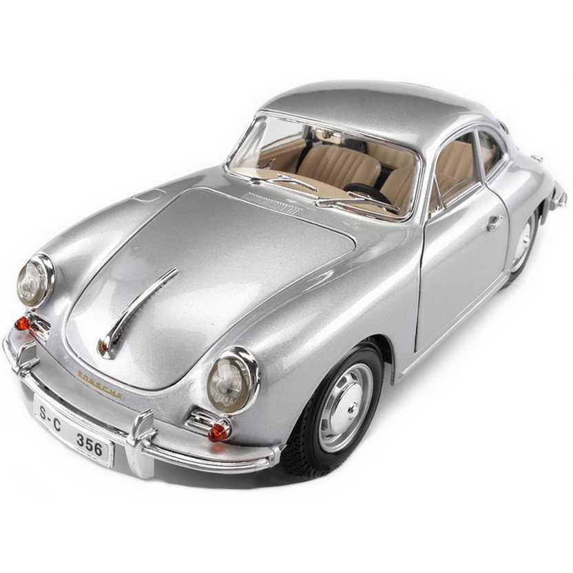 Porsche 356B Coupe (1961) marca Bburago escala 1/18