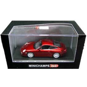 Porsche 911 Carrera 4S ( 2008 ) Minichamps escala 1/64 640066460