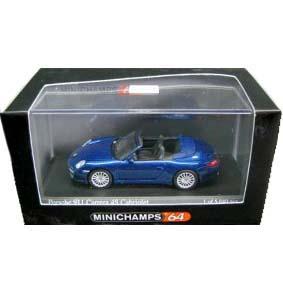 Porsche 911 Carrera 4S Cabriolet ( 2008 ) Minichamps escala 1/64 640066470