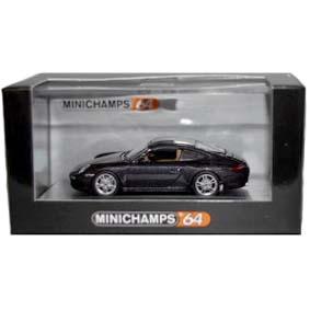 Porsche 911 Carrera S ( 2008 ) Minichamps escala 1/64 640066420