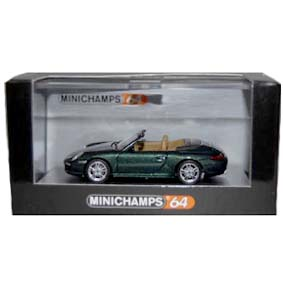 Porsche 911 Carrera S Cabriolet ( 2008 ) Minichamps escala 1/64  640066430