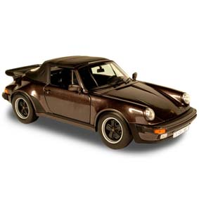 Porsche 911 Turbo 3.3L Cabriolet (1987)