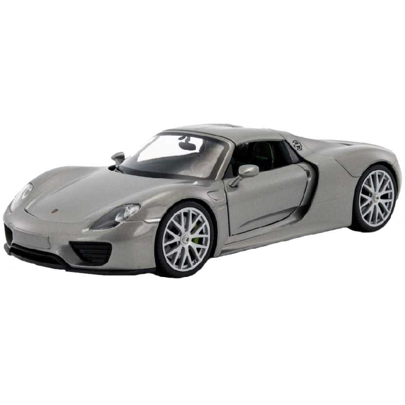 Porsche 918 Spyder (2015) marca Welly escala 1/24