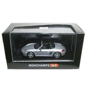 Porsche Boxster ( 2005 ) Minichamps escala 1/64 640065630