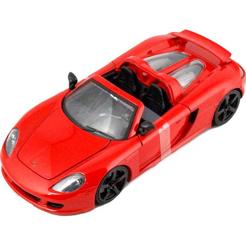 Porsche Carrera GT (2005) marca Jada Toys escala 1/24