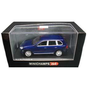 Porsche Cayenne S Minichamps ( 2007 ) escala 1/64 640066210