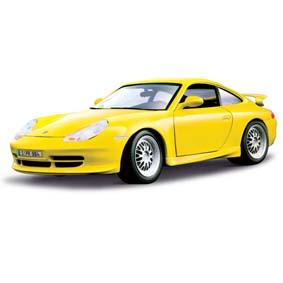Porsche GT3 Strasse (1997) Miniiatura Burago 1/18