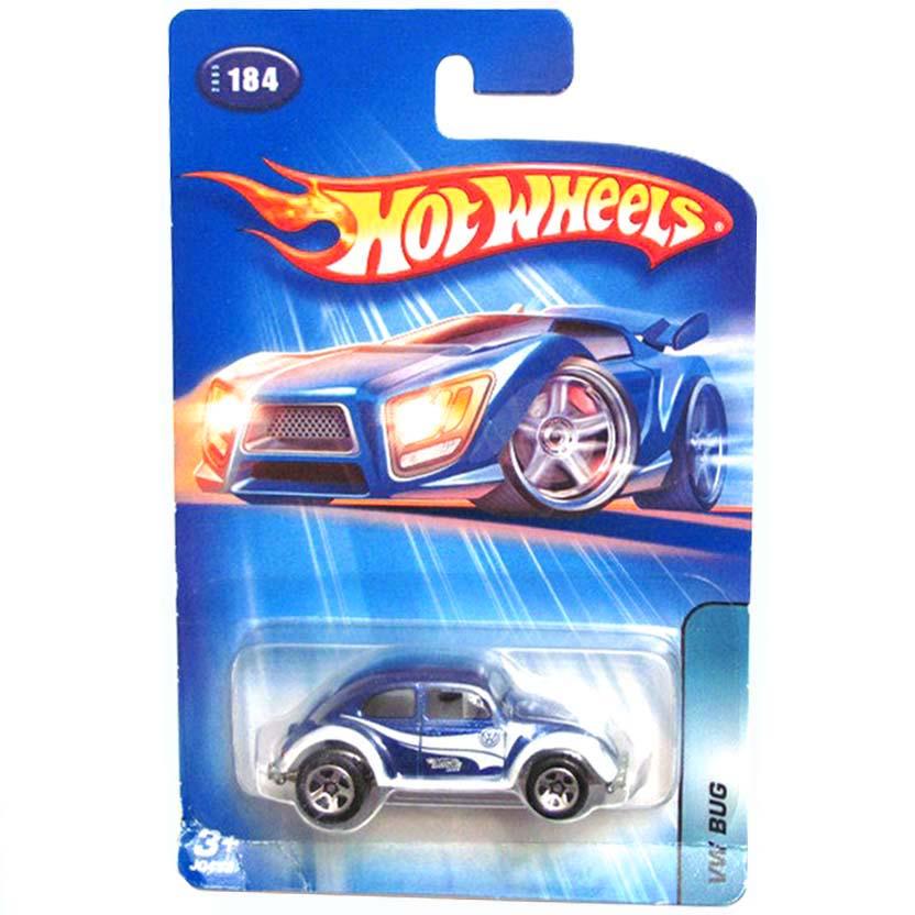 Poster 2005 Hot Wheels VW Bug J0413 série 184 Fusca