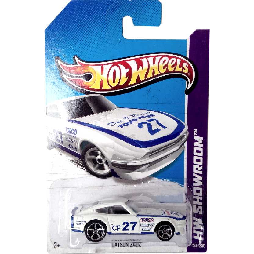 Poster 2013 Hot Wheels Datsun 240Z series 159/250 X1787